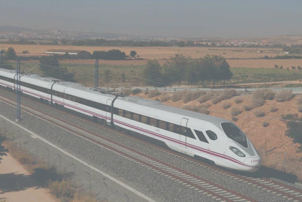 Vol serveuse dans un train Espagne